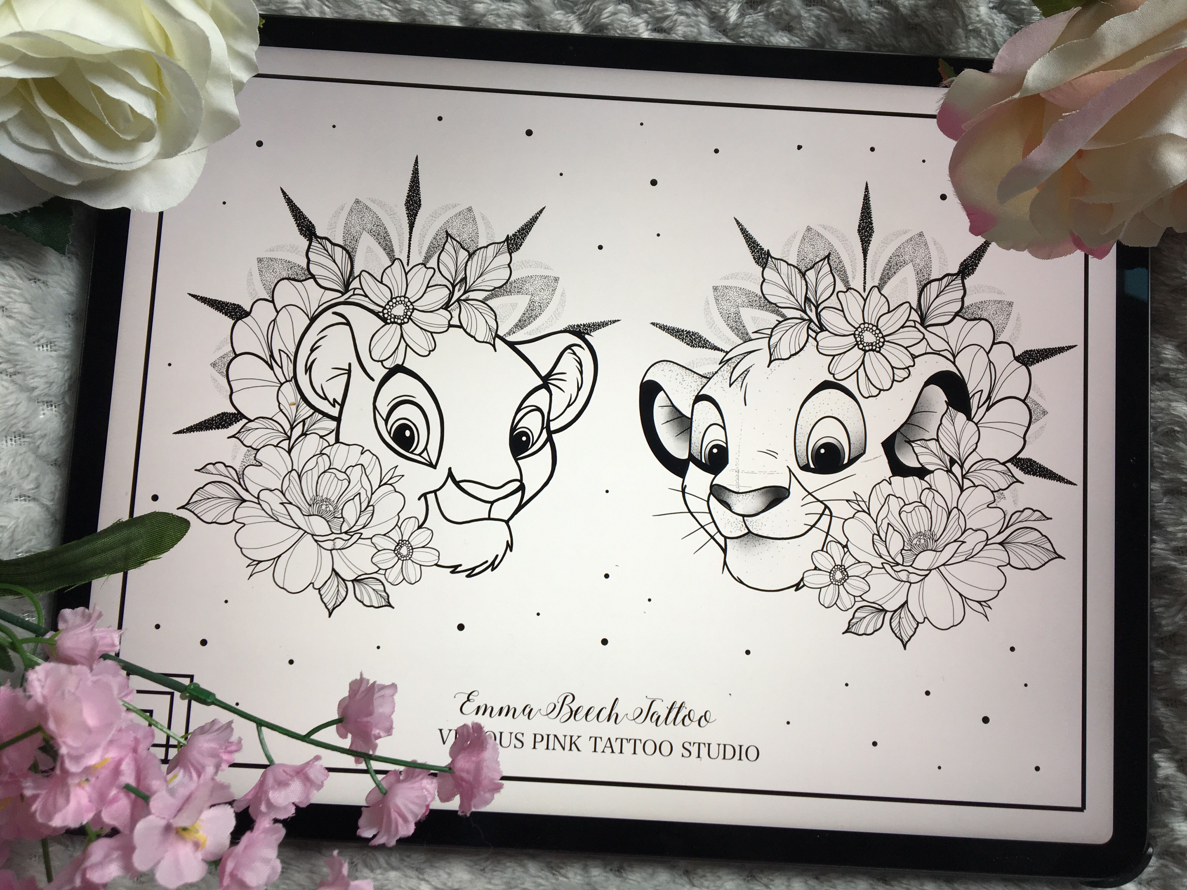 Lion King Tattoo Designs Lion King Tattoo Disney Tattoos Mandala Tattoo