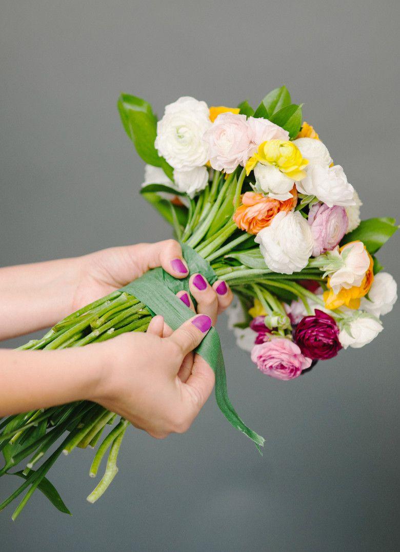 Diy bouquet basics for non pros diy wedding bouquet diy wedding diy bouquet basics for non pros izmirmasajfo