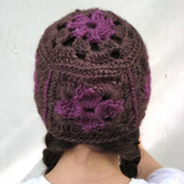 9 Free Crochet Beanie Hat Patterns | Easy patterns, Granny squares ...