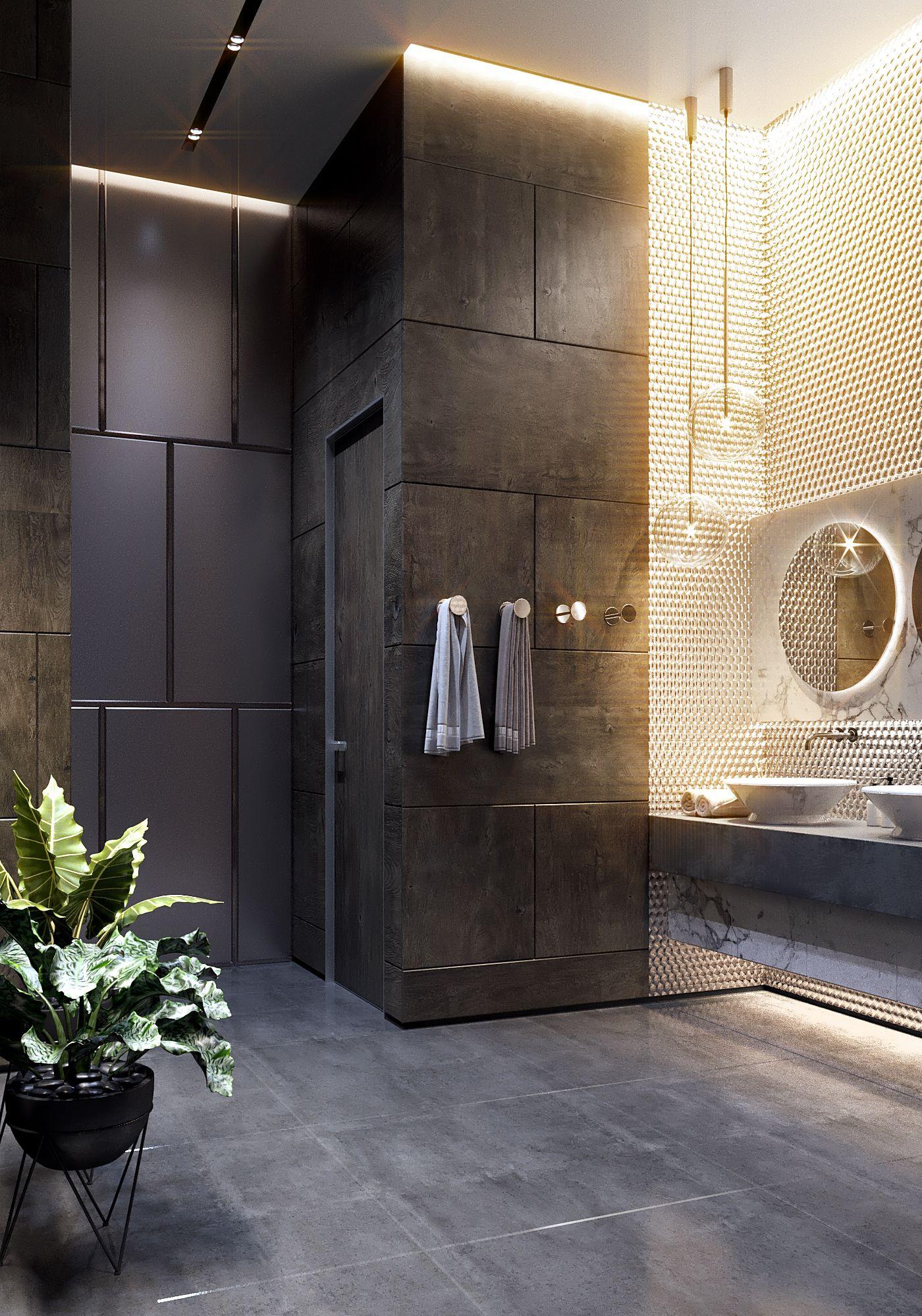 Pin By Tyrent Rex On Bathrooms Bathroom Design Luxury Bathroom Interior Design Modern Bathrooms Interior Modern bathroom interior decorating