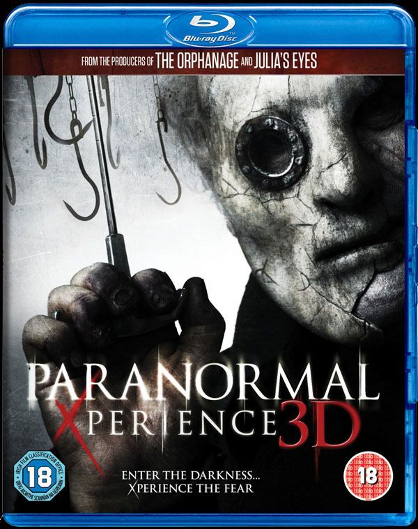 paranormal xperience 3d online