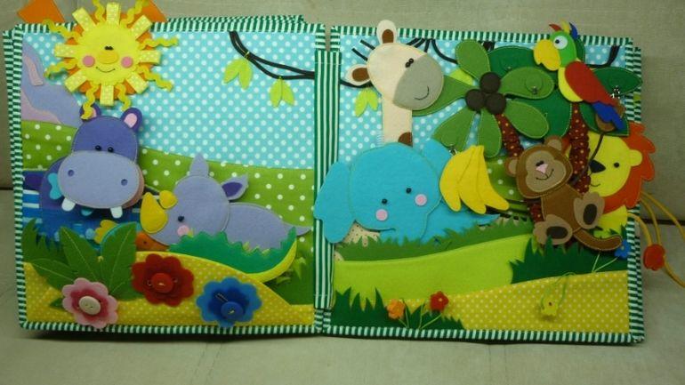 Het boek (niet te reserveren!) Voor Pasha)))) - Knutselen - Babyblog.ru
