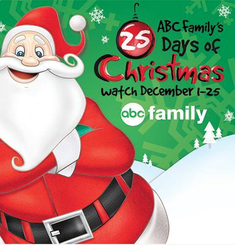 ABC Family Freeform 25 Days of Christmas Movies 2017 | Family ...