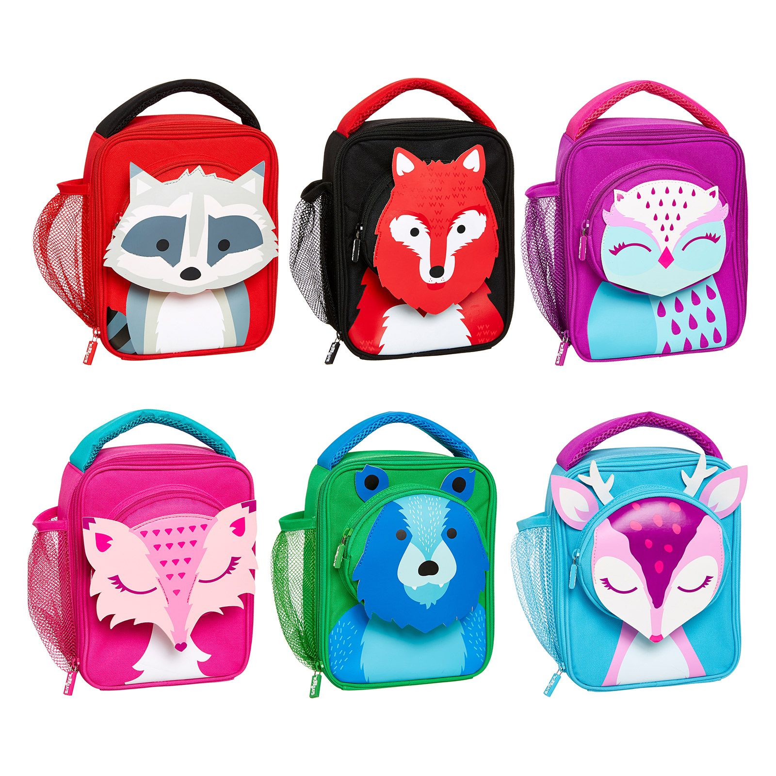 woodlands 3d lunchbox smiggle cute products pinterest