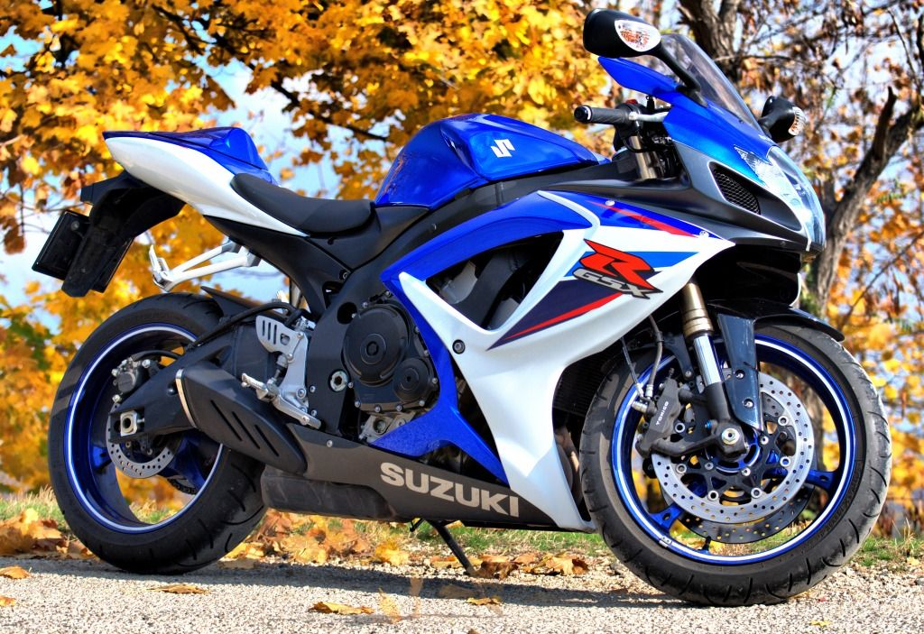Baby Blue 600 Suzuki Gsx R Motorcycle Forums With Images