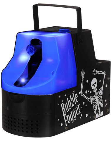 black light bubble fogger machine the bubbles have fog inside them so much fun halloween. Black Bedroom Furniture Sets. Home Design Ideas