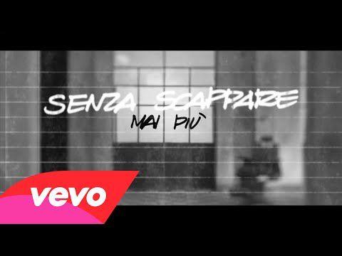 ▶ Tiziano Ferro - Senza Scappare Mai Più (Lyric video) - YouTube