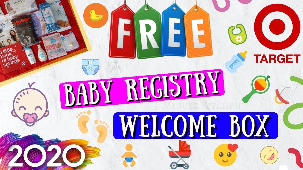 FREE TARGET BABY REGISTRY GIFT BAG 2020 FREE