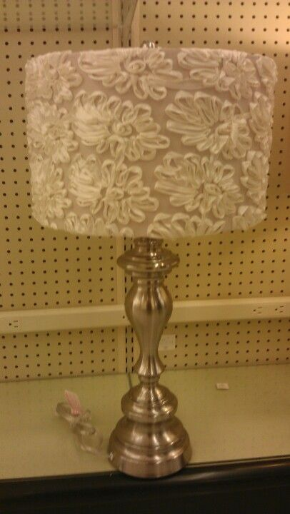 Hobby Lobby Lamp Shades Endearing Floral Detail Lamp Shade From Hobby Lobby  Baby Room  Pinterest Review