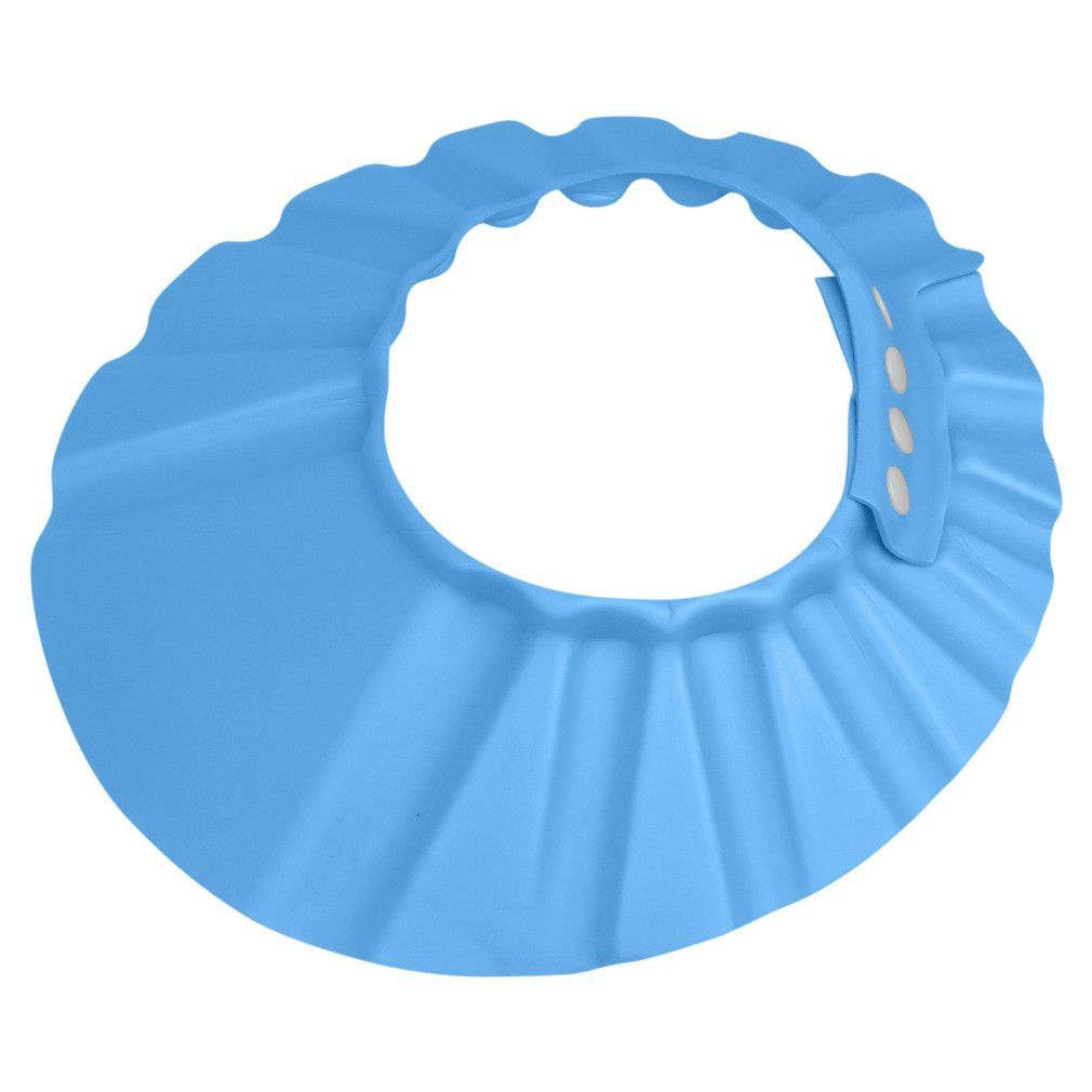 Soft Shower Bathing Baby Bath Cap Hat For Babies & Childern,Blue Or ...