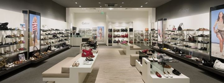 factory outlet promo code how to buy Gabor stores by D'art Design Gruppe, Frankfurt am Main ...