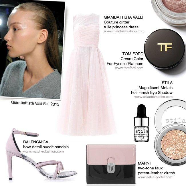 Futuristic Fashion and Beauty   Style.com/Arabia
