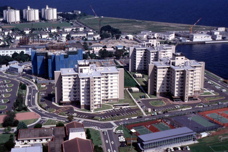 Yokosuka Naval Base Japan Yokosuka Naval Base I Used