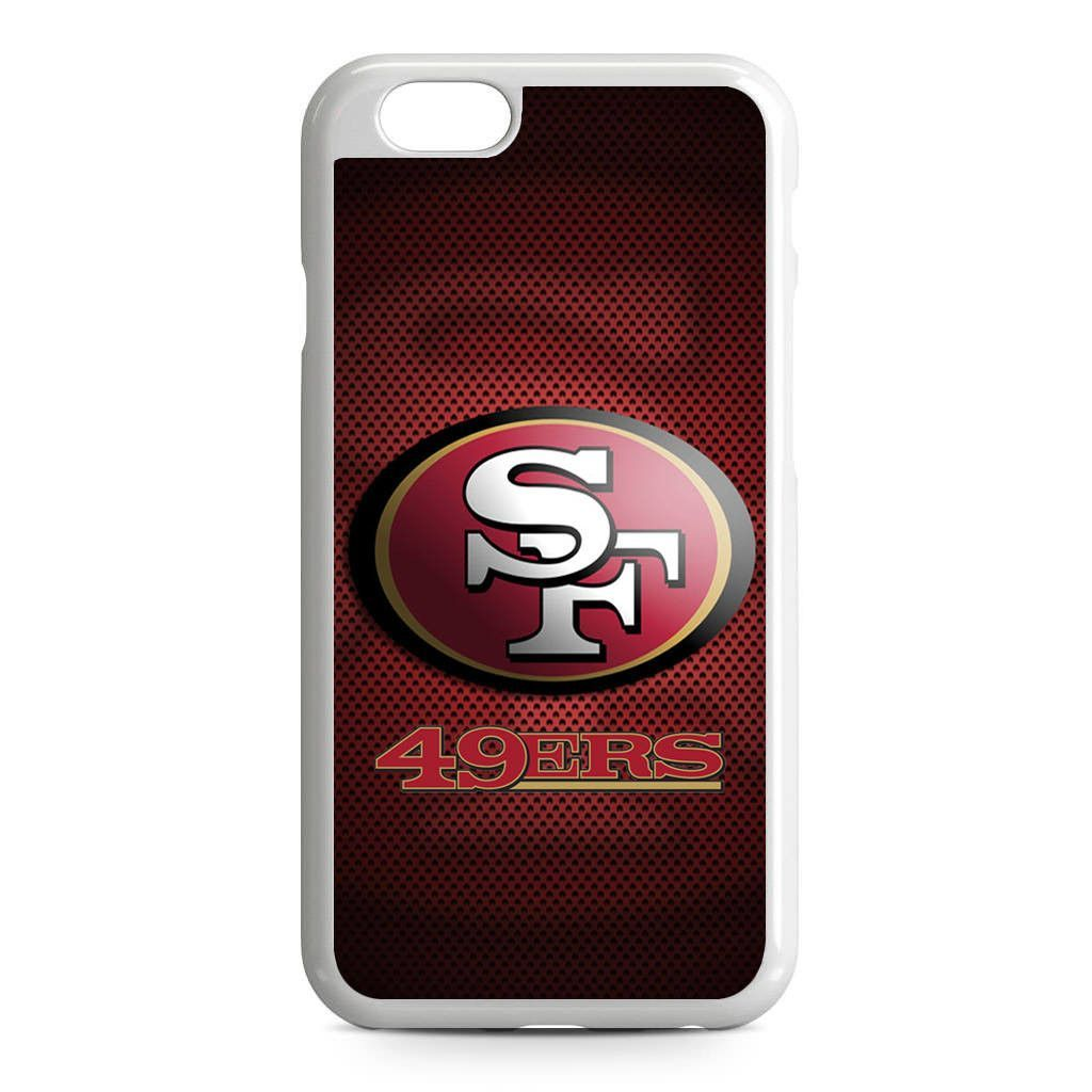 49ers logo iPhone 6 Case