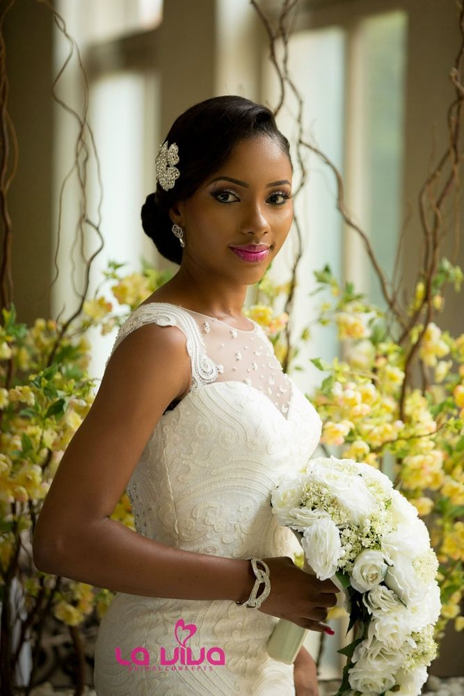 LaViva Bridal Concepts Collection Lagos Nigeria Wedding Dresses OP13451