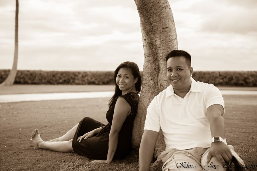Khres Dumayas Hawaii Photographer - COUPLES PORTRAITS