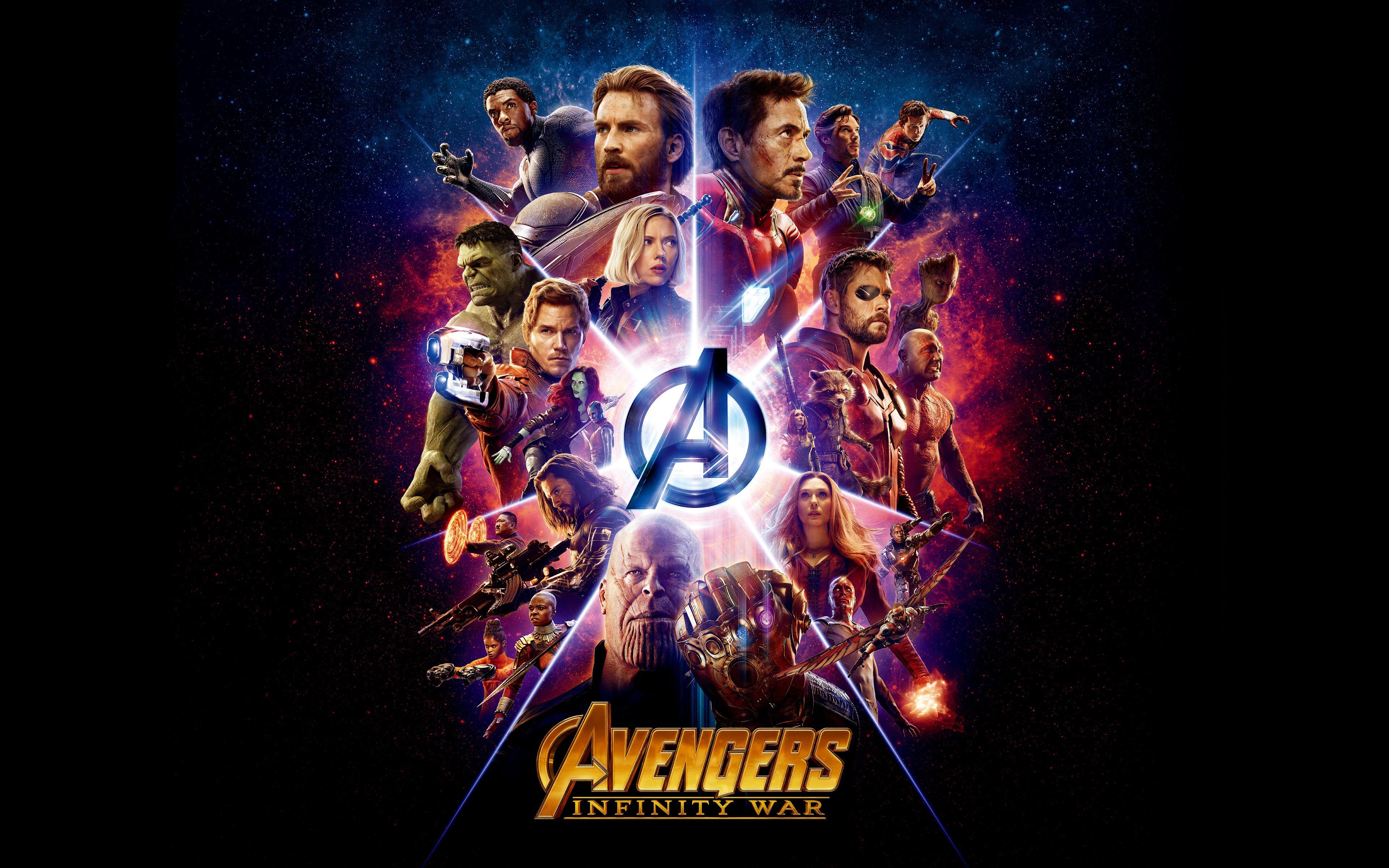 Wallpaper Infinity War