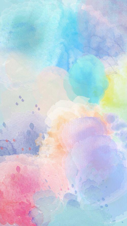 Imgur Com Watercolor Wallpaper Colorful Wallpaper Pastel Color Wallpaper