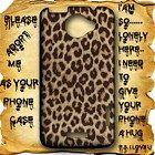 Leopard Animal Print 4 HTC One X Case Full Wrap #HTCOne #HTCOneX #PhoneCase #HTCOneCase #HTCOneXCase