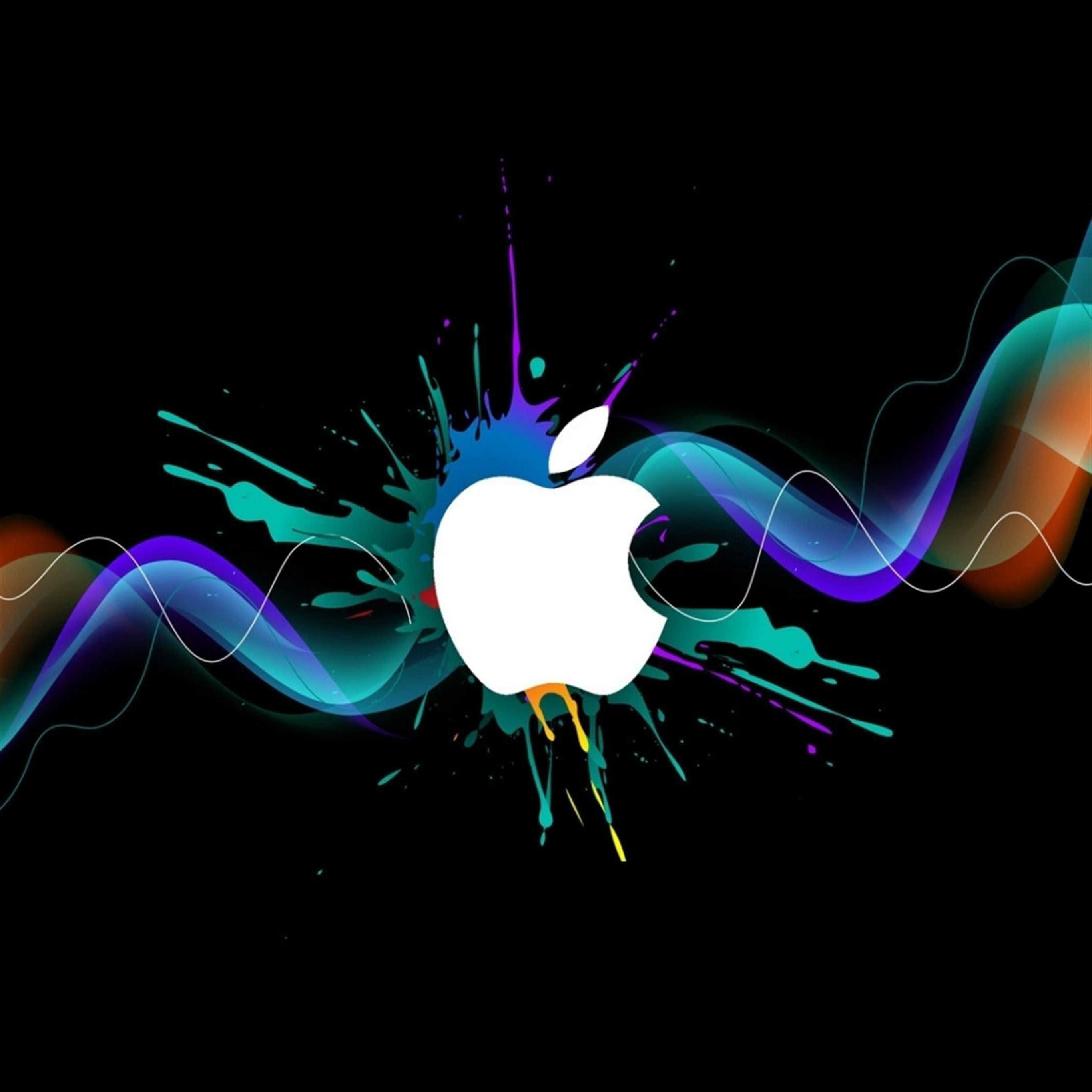 Apple iPad Pro Wallpaper 175 Apple logo wallpaper iphone
