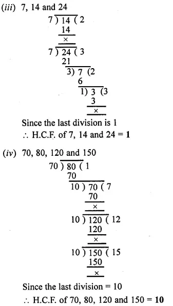 Selina Concise Mathematics Class 6 Icse Solutions Chapter 8 Hcf And Lcm Ncert Books Ncertbooksguru Selinaconcisem In 2020 Mathematics Maths Solutions Studying Math