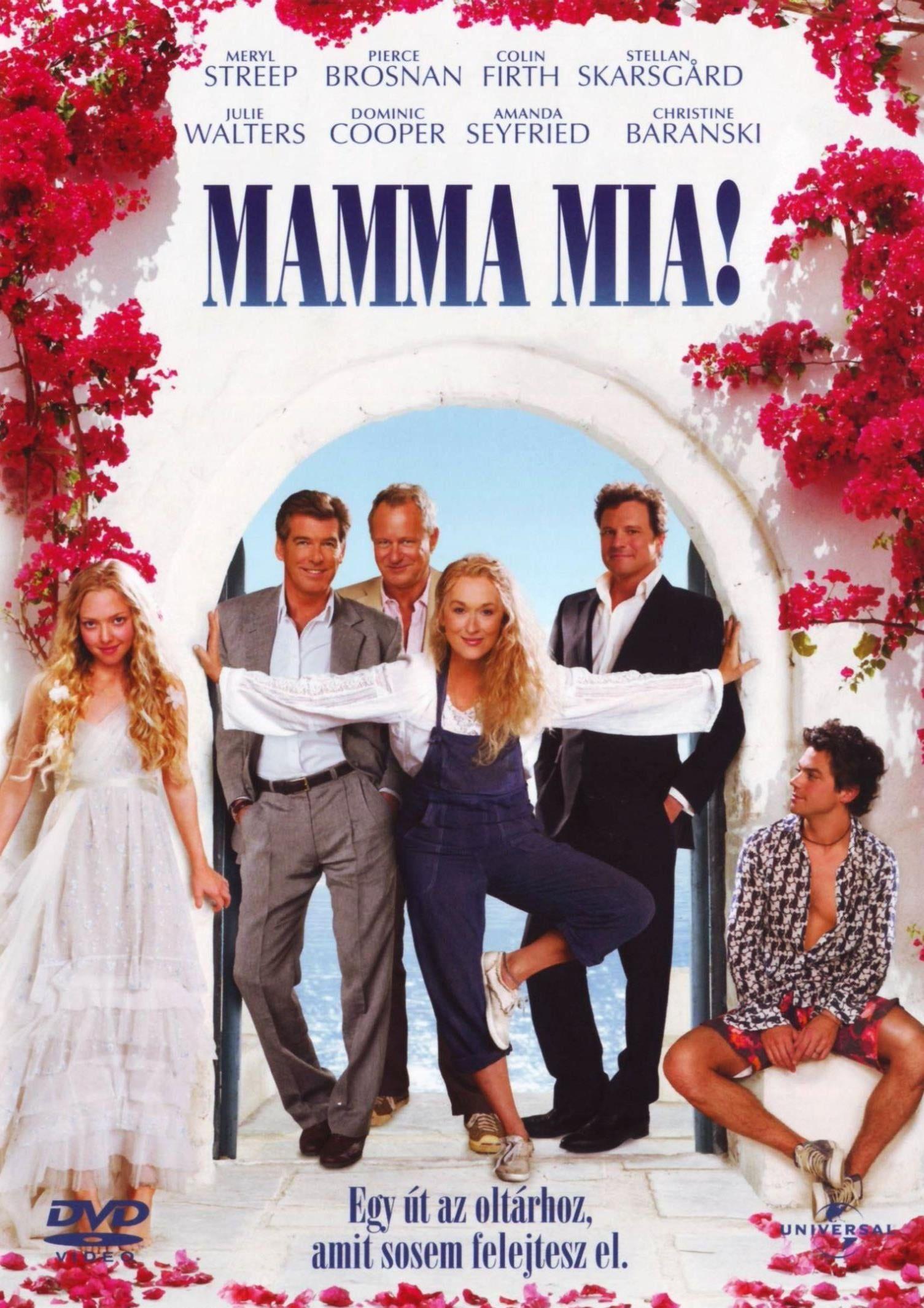 HD-1080p Mamma Mia! 2008 Pelicula Online COMPLETA ESP Gratis en Español Latino HD (With ...
