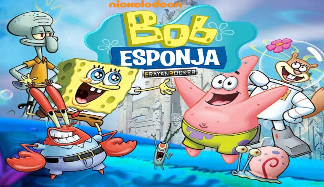 Serie De Tv Bob Esponja En Hd Mega1link Bob Esponja Dibujos Animados De Disney Bob