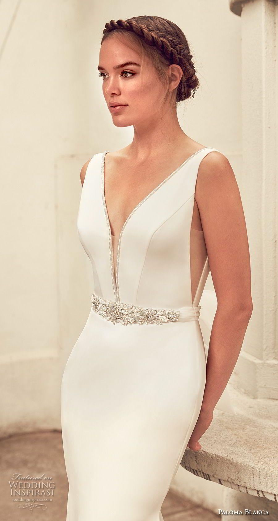 Paloma Blanca Spring 2018 Wedding Dresses | Meerjungfrau ...