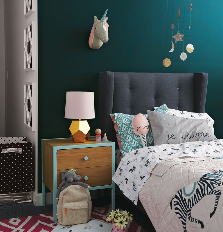 Fresh Wall Colors for Girls