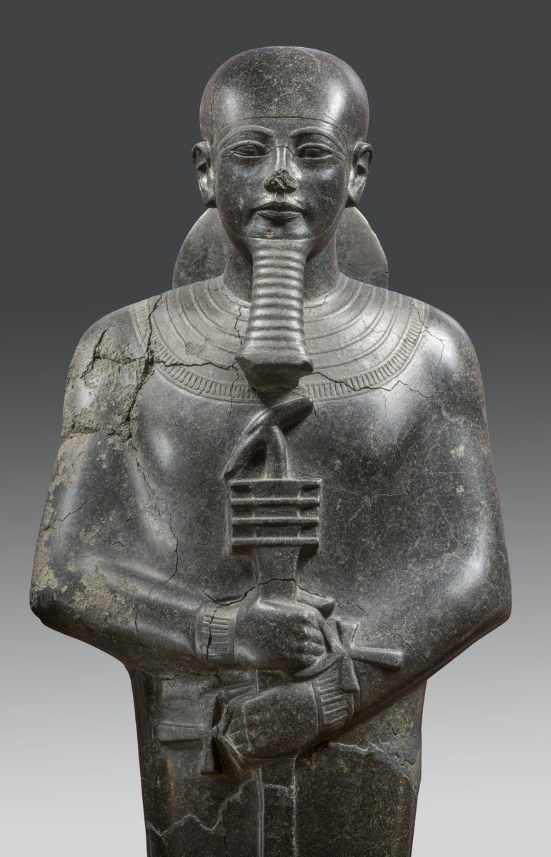 Ptah. Museo Egizio, Torino.