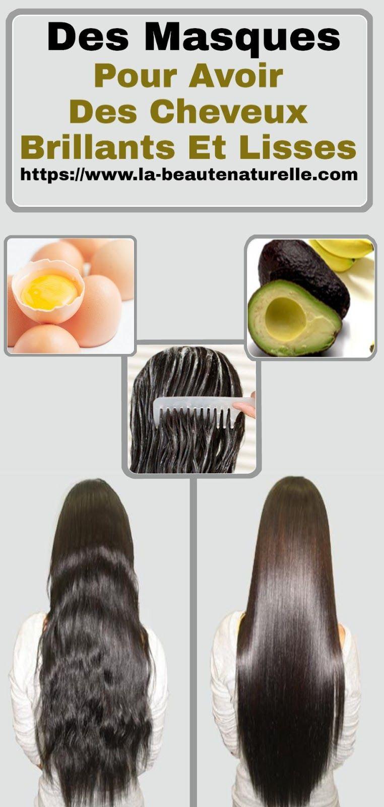 Comment Faire Pour Avoir Des Cheveux Brillants
