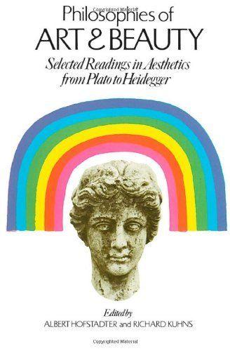 Philosophies of Art and Beauty: Selected Readings in Aesthetics from Plato to Heidegger by Albert Hofstadter, http://www.amazon.com/dp/0226348121/ref=cm_sw_r_pi_dp_ViDVrb09R1VDY