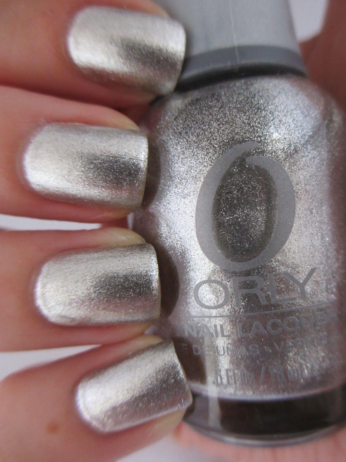 orly dazzle | Nail Polish | Pinterest