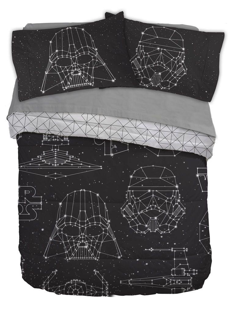Primark Star Wars Constellation Double Bed Set Star Wars