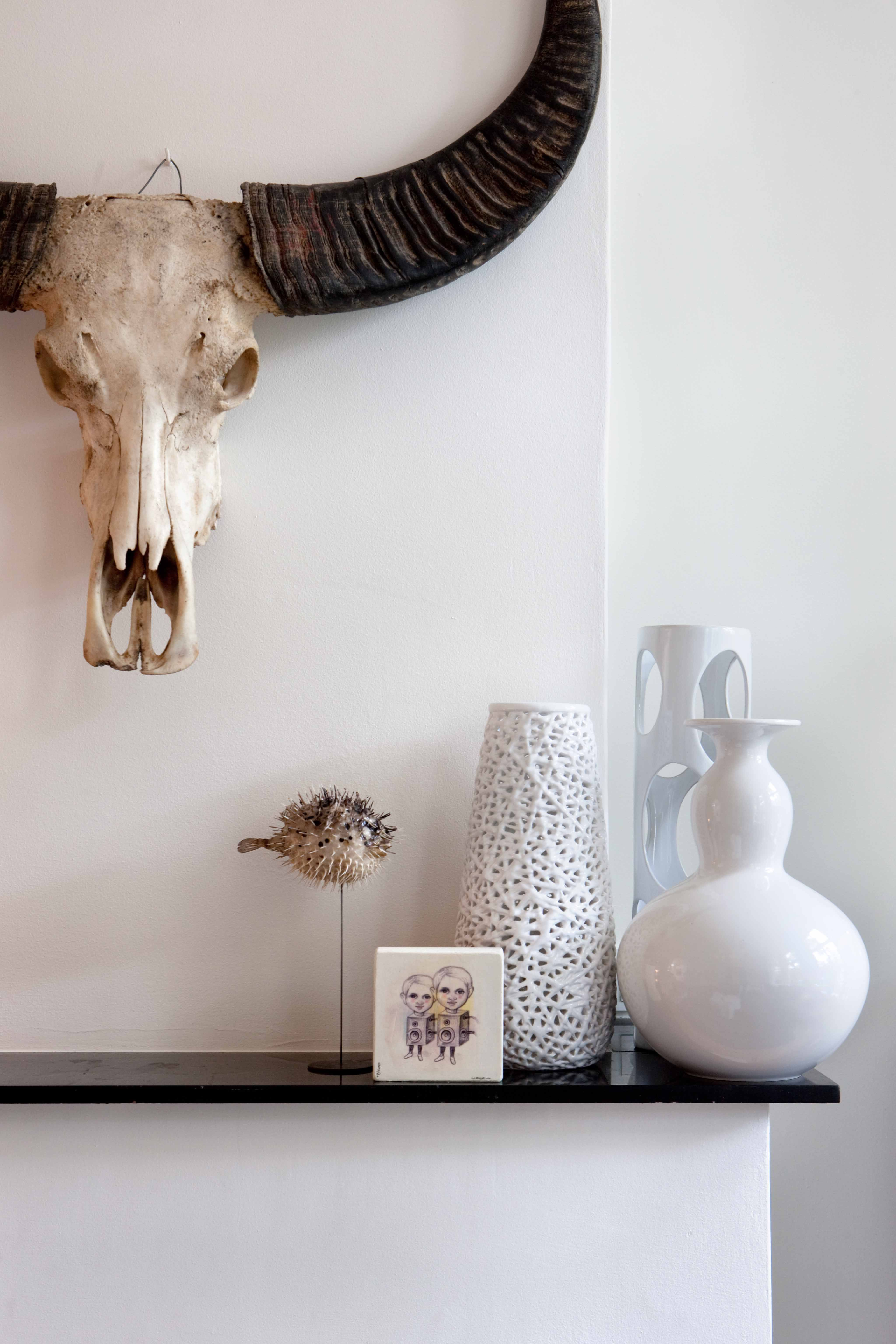 Neutral D Cor Interior Design Style White Monochrome Minimalist African