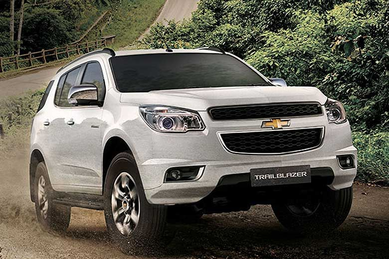 Launched Chevrolet Trailblazer India Price Starts At 26 4 Lacs Chevrolet Trailblazer Chevrolet Latest Cars