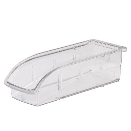 Akromils 305a5 Insight Ultraclear Plastic Hanging And Stacking Storage Bin 1078inch Long By 418inch Wide By Plastic Hanging Storage Bins Storage Sheds For Sale