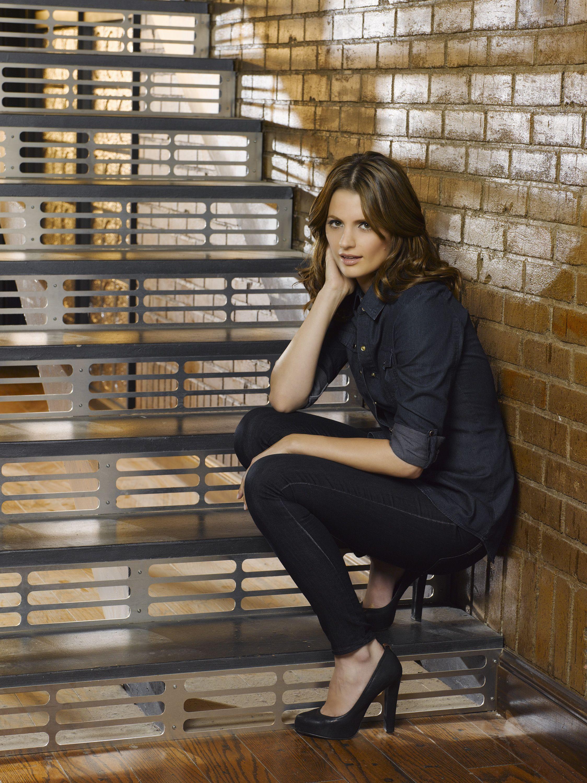Stana Katic ~ Castle TV Series