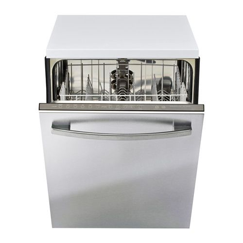 BETRODD Fully Integrated Dishwasher - IKEA