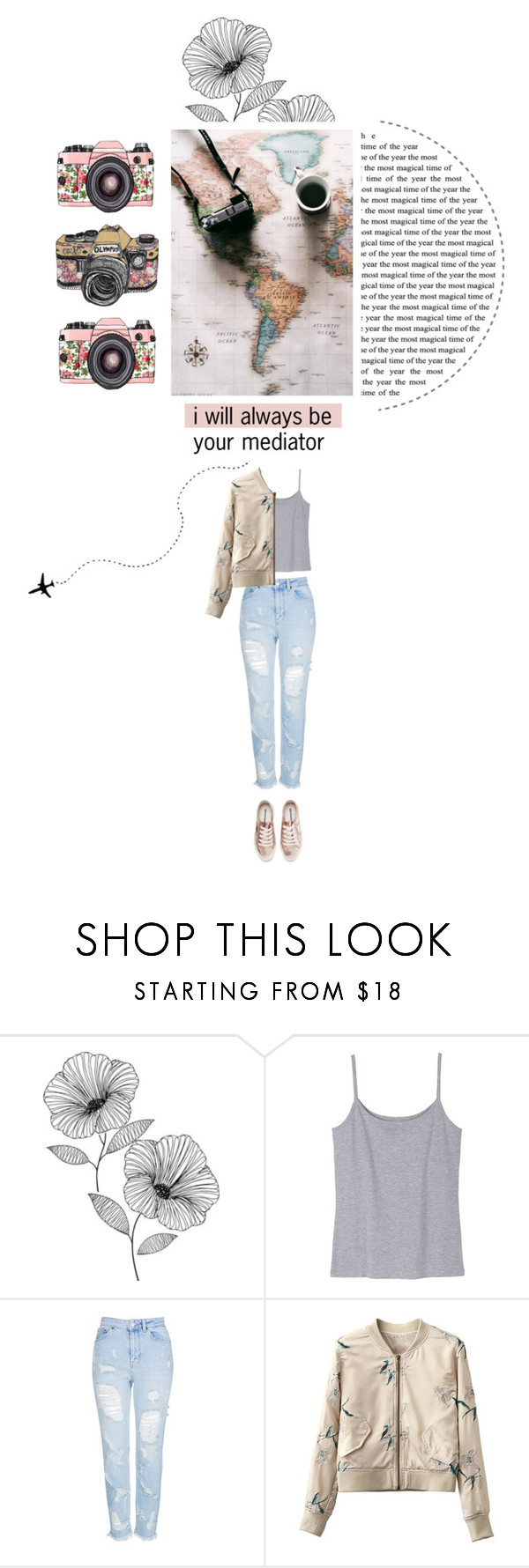 """""""sleepless nights"""" by vankelsings ❤ liked on Polyvore featuring Brewster Home Fashions, Topshop, Superga, Retrò and bomberjacket"""
