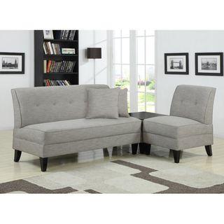 Portfolio Engle Barley Tan Linen 3-piece Sofa Set | Overstock™ Shopping - Big Discounts on PORTFOLIO Living Room Sets