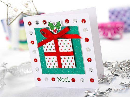 CHRISTMAS CARD styled packshot Navidad y Cosas