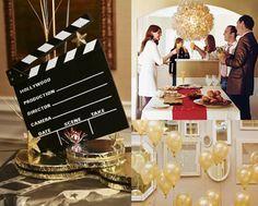 Oscar Party Decoration Ideas