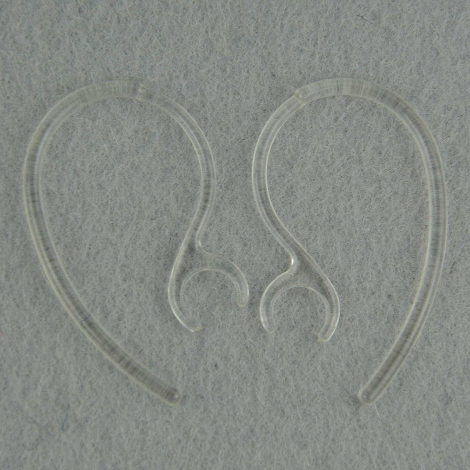 New Ear Hook Ear Bud Gels for Jabra EASYGO EASYCALL CLEAR TALK Bluetooth Headset