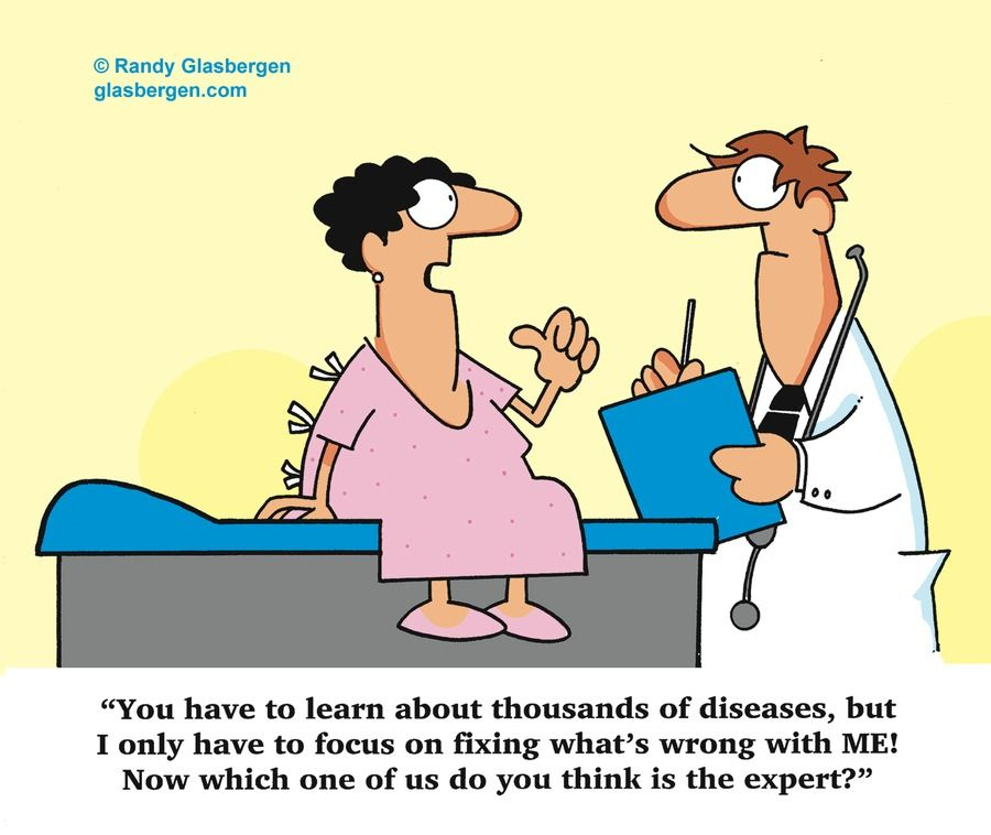 Image result for health expert cartoon
