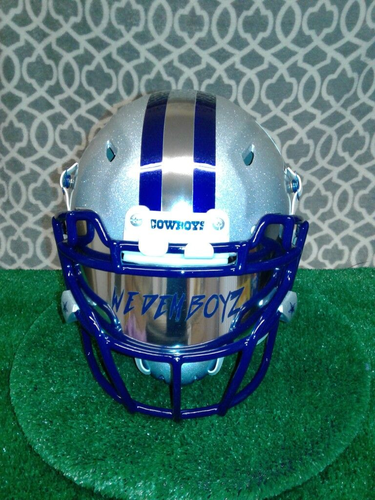 My latest creation . (With images) Football helmets