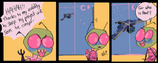 invader zim Tumblr (With images) Invader zim, Girly