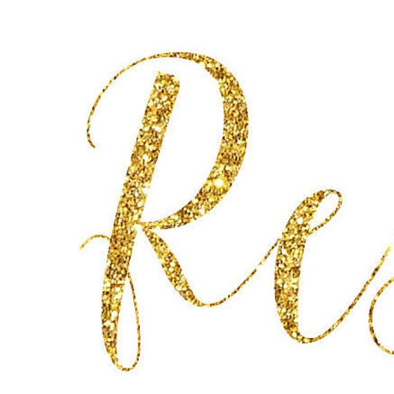 Printable gold Reserved sign Calligraphy reserved sign Wedding