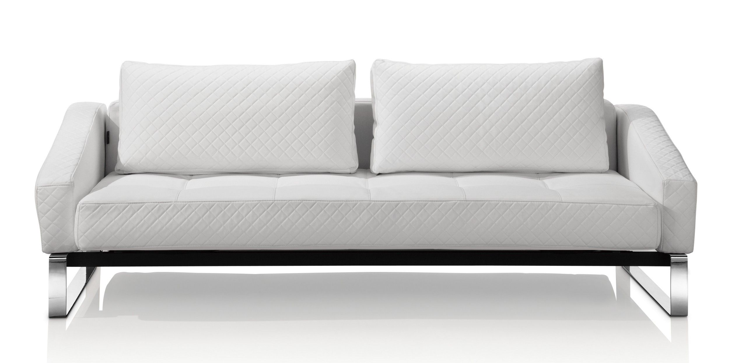 Modern Sofa Bed Within Modern Leather Sofa Beds Design Ideas Modernes Ledersofa Bequemes Schlafsofa Moderne Couch