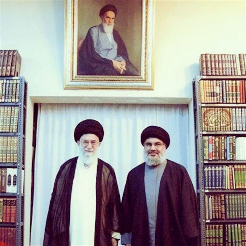 Hisbollah: Alle unsere Waffen und Raketen stammen aus dem Iran - http://www.audiatur-online.ch/2016/07/01/hisbollah-alle-unsere-waffen-und-raketen-stammen-aus-dem-iran/